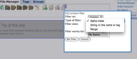 FilterType