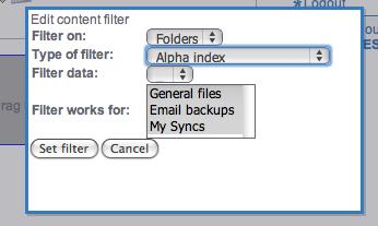 FilterOptions