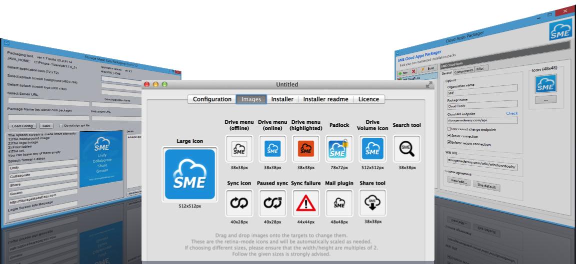 EFSS App Branding