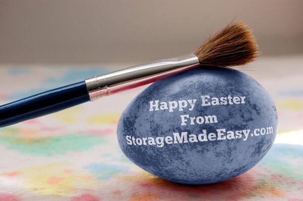 Happy Easter Storage Made Easy