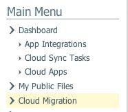 Cloud Migration Assistant