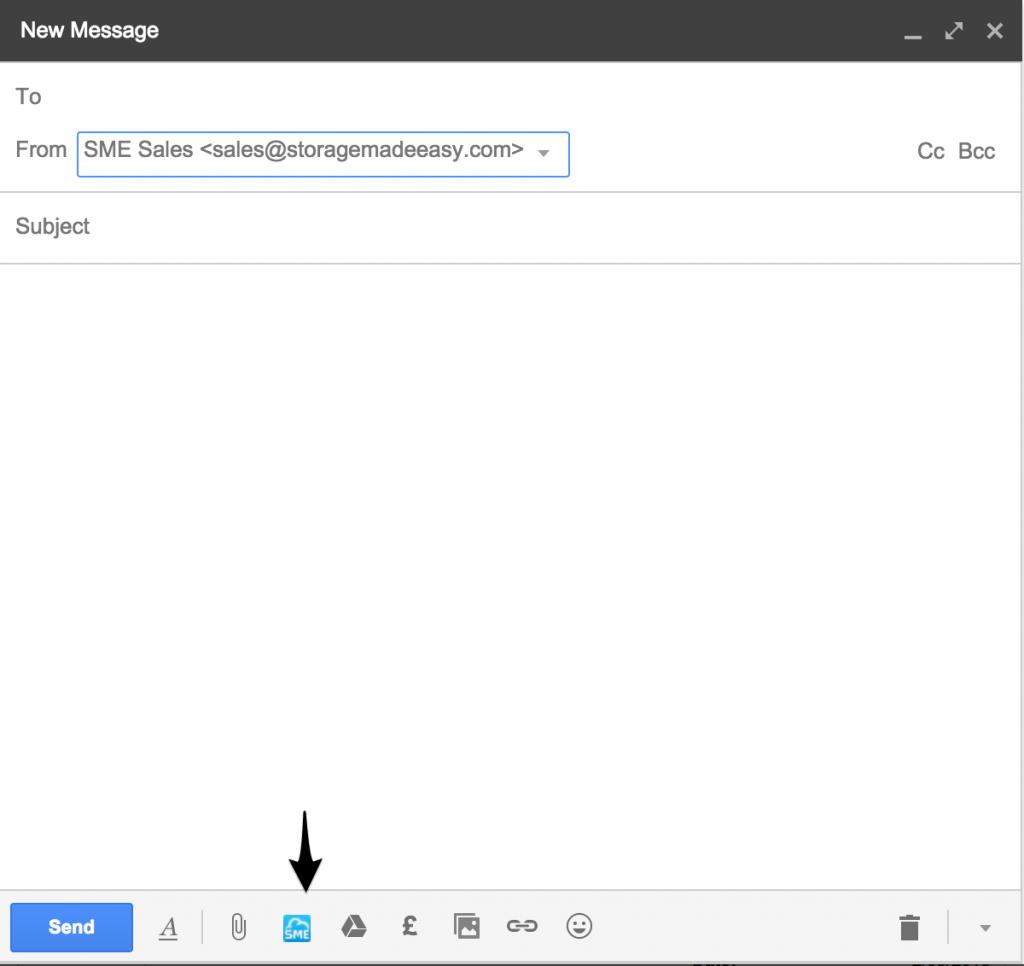 Gmail Sharefile