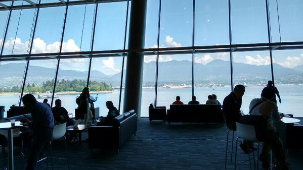 OpenStack Vancouver vista