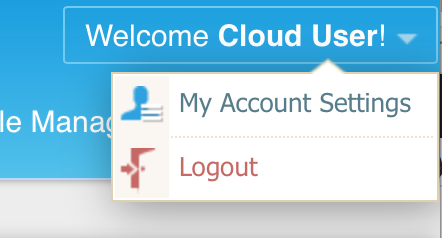SME Personal Cloud user name