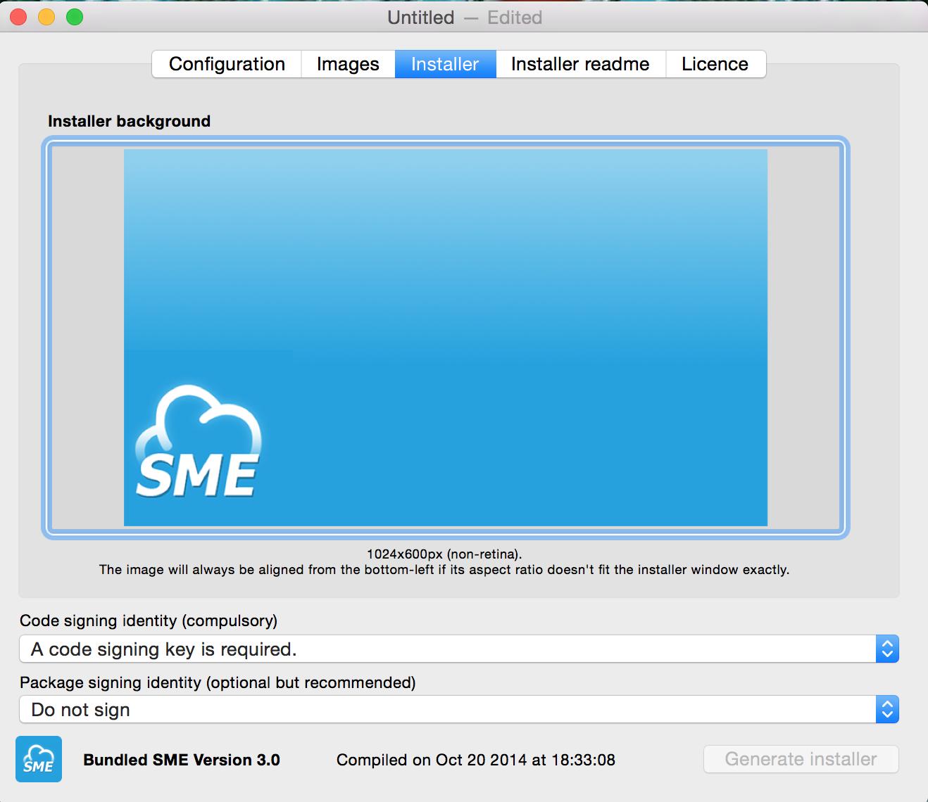 Brand Mac App