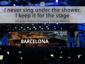 OpenStack Summit Barcelona: Vote for Erik