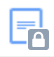 SME File Locking Icon