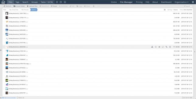File Fabric Web File Manager