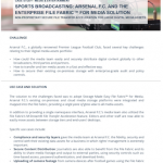 Arsenal Media Case Study